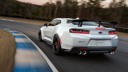 MY2019 Chevy Camaro Z/28 to feature 750hp aspirated V8 – report