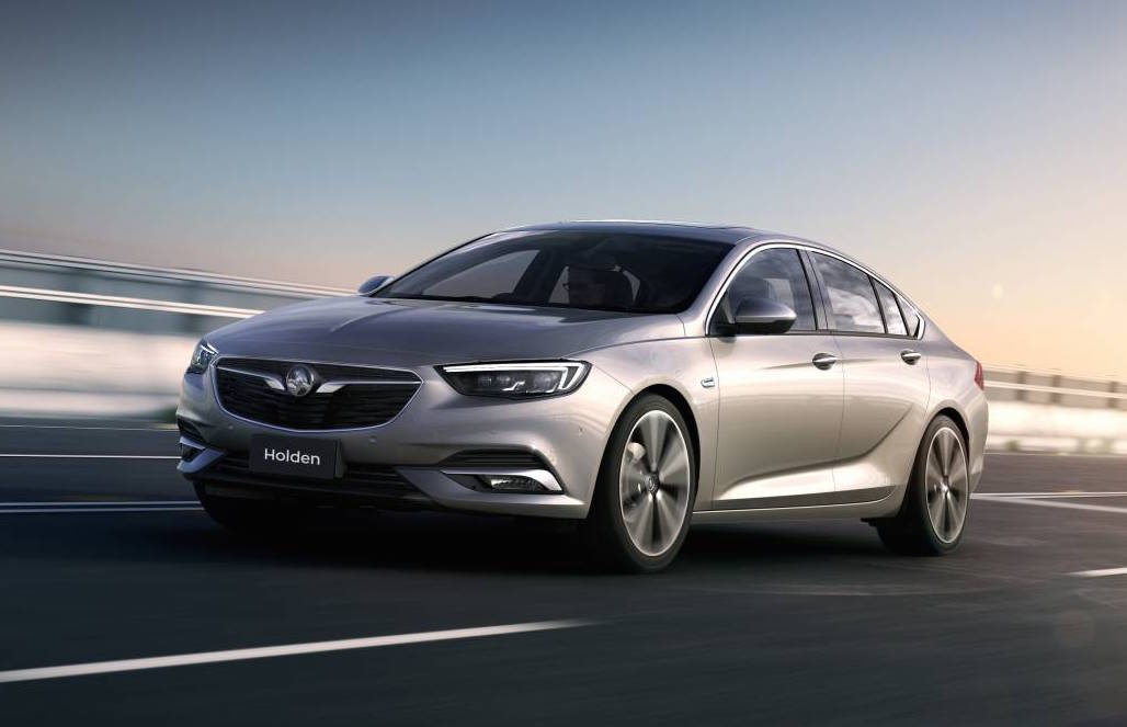 2018 Holden Commodore Features Amp 2 0t 0 100km H Target