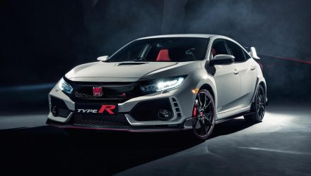 2018 Honda Civic Type R debuts, on sale in Australia Q4