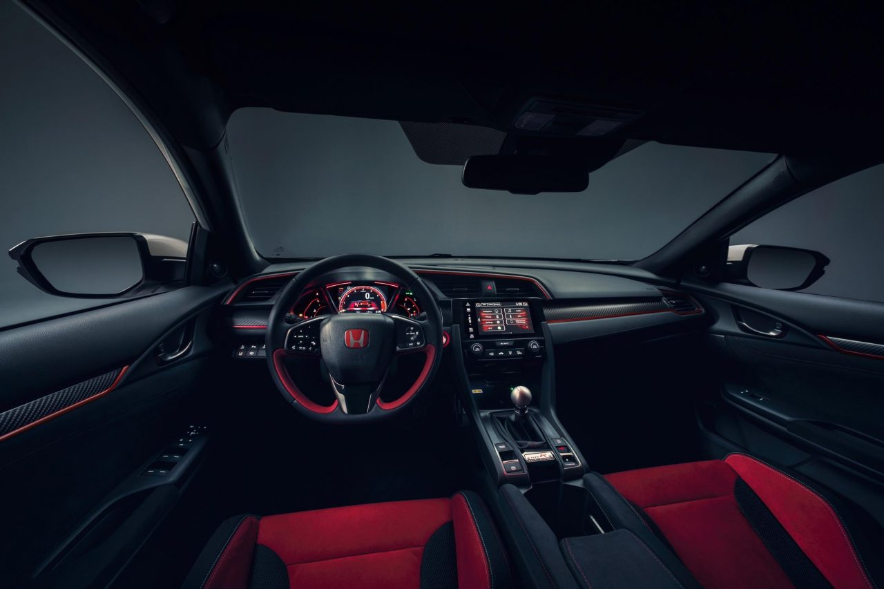 2018 honda civic type r debuts on sale in australia q4. Black Bedroom Furniture Sets. Home Design Ideas