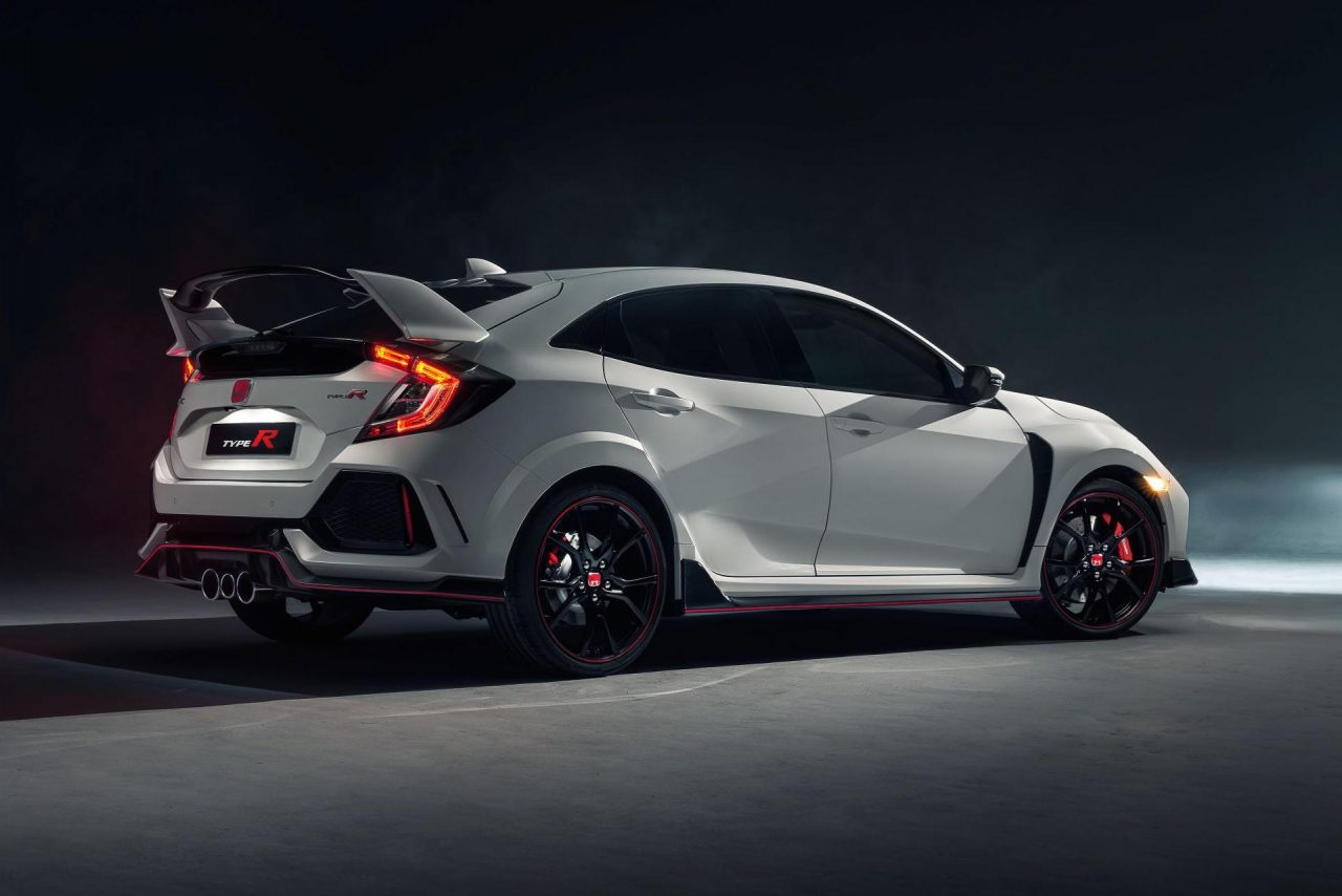 2018 honda civic type r debuts on sale in australia q4 performancedrive. Black Bedroom Furniture Sets. Home Design Ideas