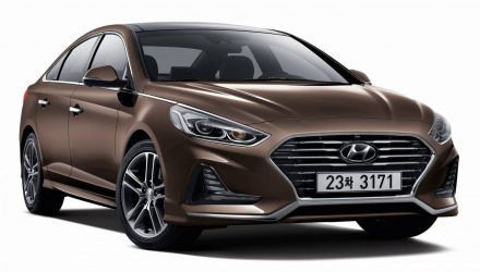 2018 Hyundai Sonata unveiled with sharp new look, sporty turbo confirmed