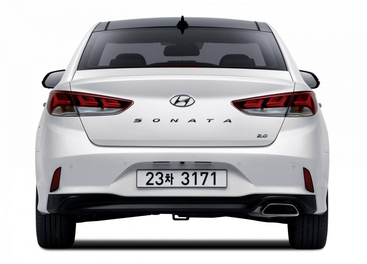 2017 Hyundai Sonata Eco >> 2018 Hyundai Sonata unveiled with sharp new look, sporty turbo confirmed | PerformanceDrive
