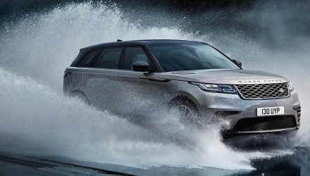 Range Rover Velar unveiled, to go on sale in Australia from $70,300