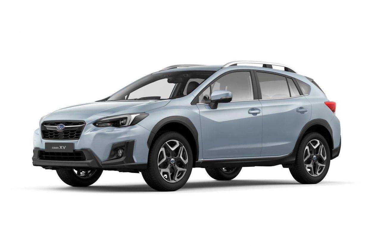 2018 Subaru XV makes international debut at Geneva show ...