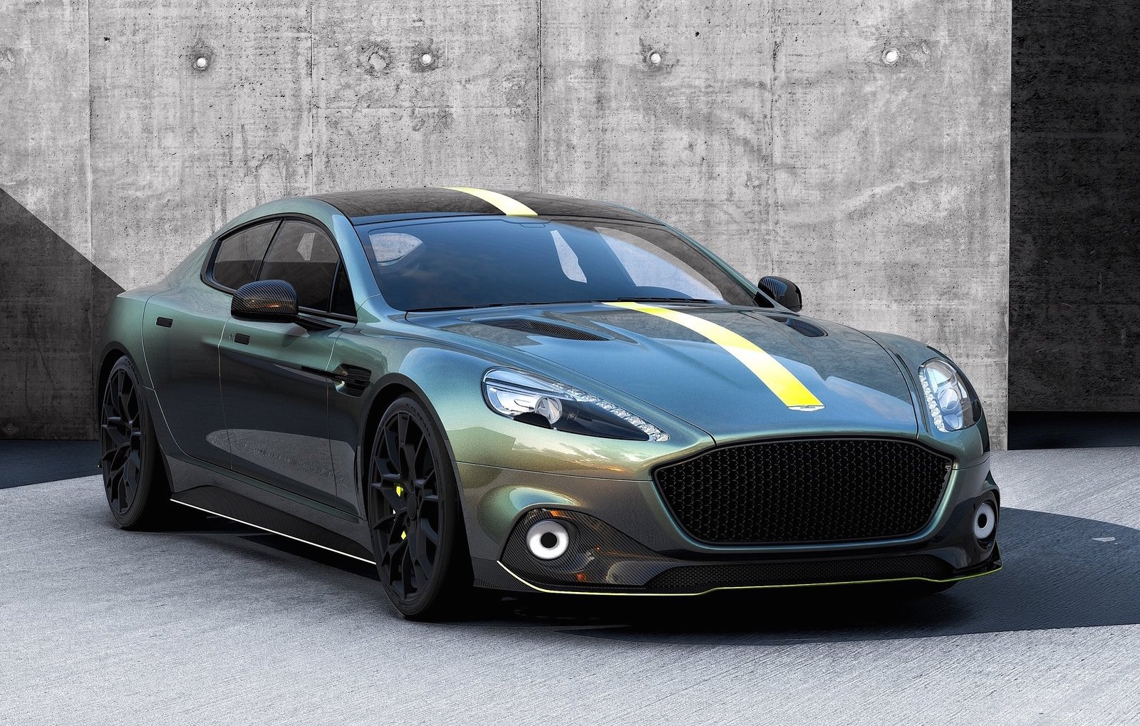 aston martin rapide to be replaced by ev performancedrive