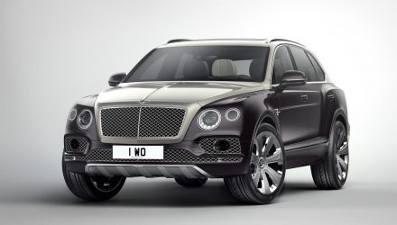 Bentley Bentayga by Mulliner is the ultimate luxury SUV