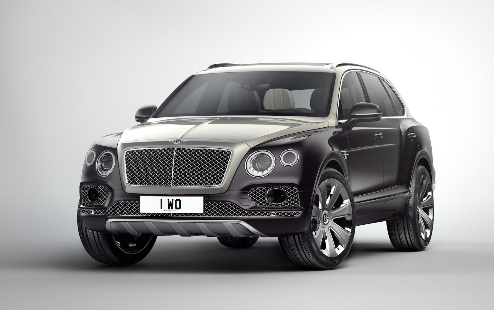 bentley bentayga by mulliner is the ultimate luxury suv performancedrive. Black Bedroom Furniture Sets. Home Design Ideas