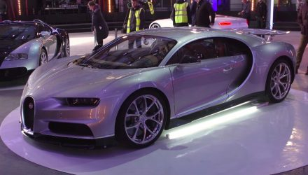 Bugatti Chiron 'Super Sport' edition could nudge 500km/h (video)