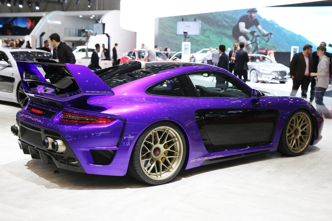 Top Tuner Cars