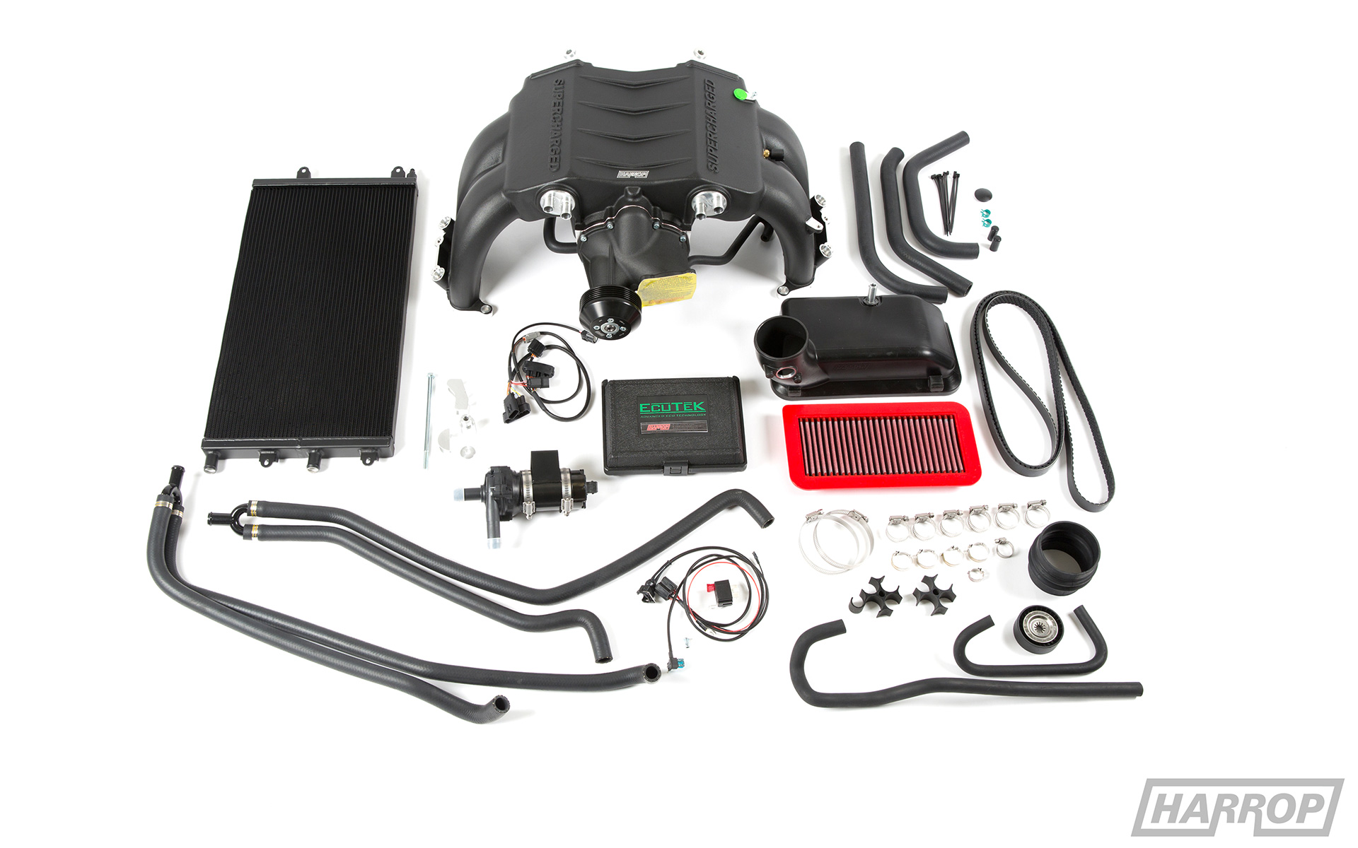Harrop Announces Supercharger For Toyota 86 Video