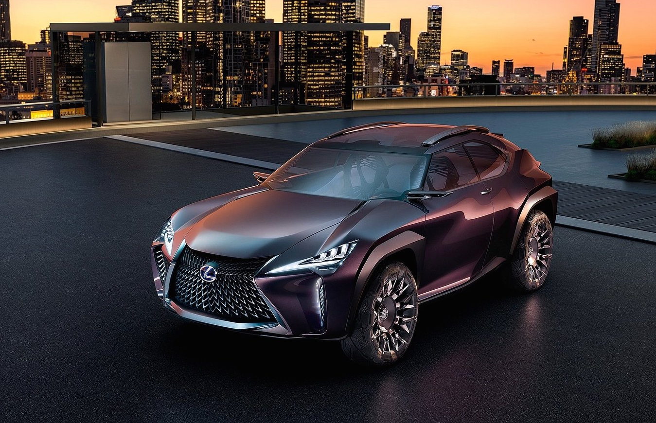 lexus ux concept confirmed for production new small suv performancedrive. Black Bedroom Furniture Sets. Home Design Ideas