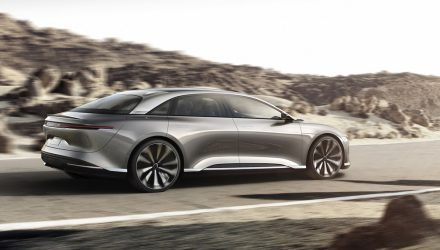 Lucid Air prices announced, competitively placed against Tesla