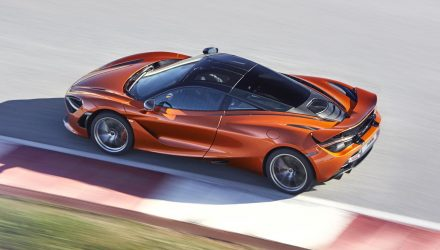 McLaren 720S unleashed at Geneva, debuts 530kW 4.0TT V8