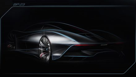McLaren previews 'Hyper-GT' BP23 model, F1 successor