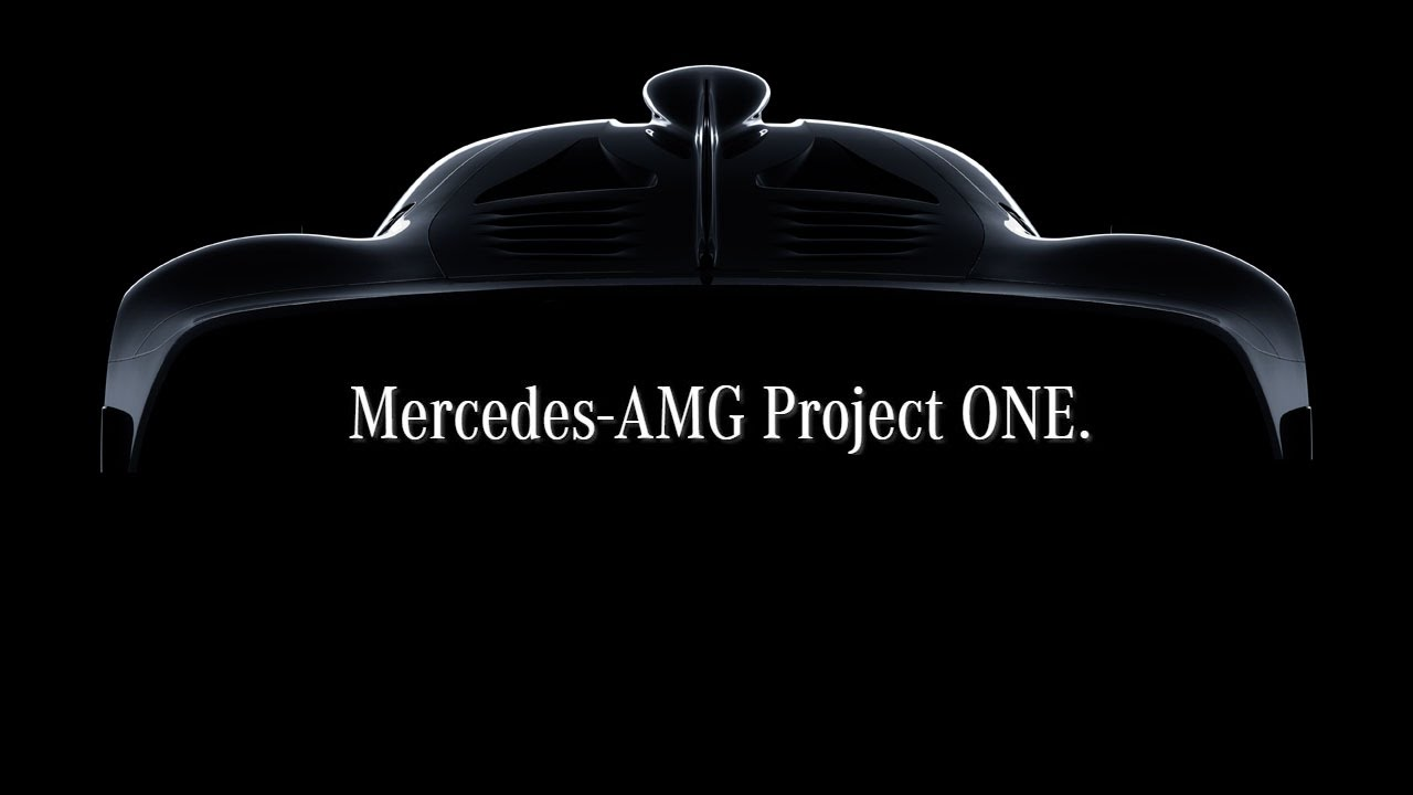 mercedes amg project one to feature f1 engine that lasts 50 000km performancedrive. Black Bedroom Furniture Sets. Home Design Ideas