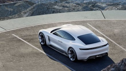 Porsche Mission E to be offered in a range of power levels – report