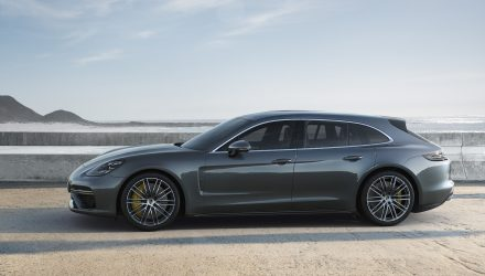 Porsche Panamera Sport Turismo revealed, arrives in Australia Q4