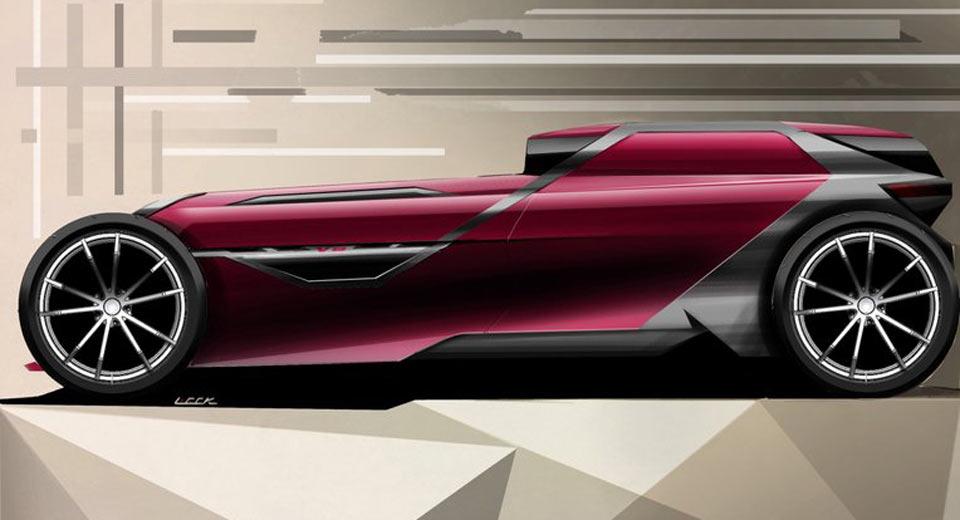 Sbarro Mojave modern hotrod concept heading for Geneva ...