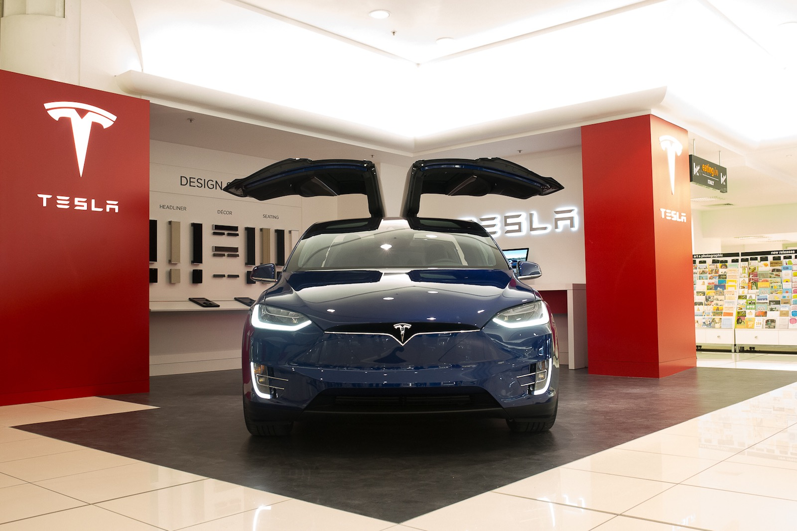 Tesla Opens First Store In Adelaide Plans To Expand