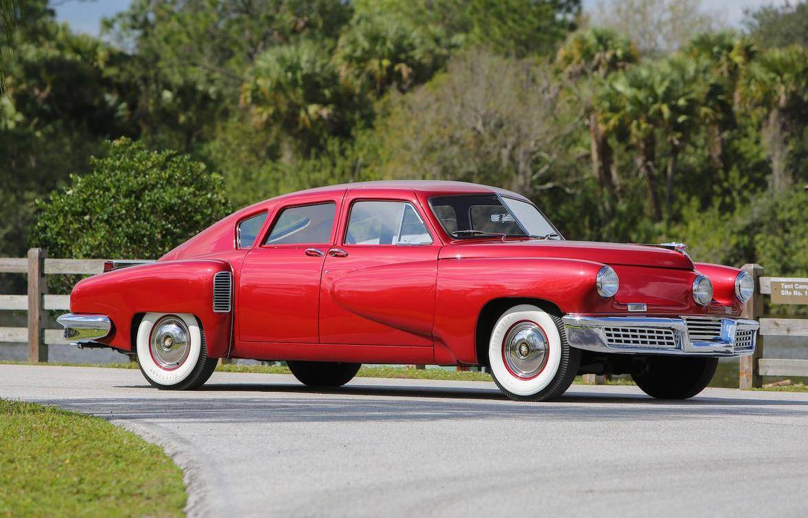 For Sale Tucker 48 Torpedo 1 Of 52 Built