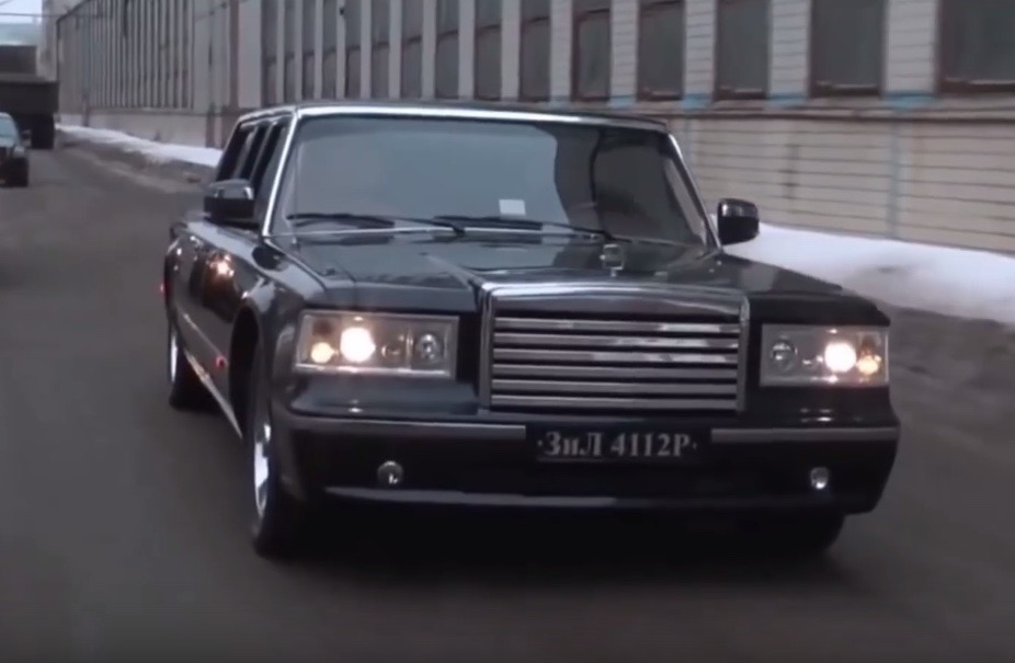 vladimir putin cancels order  zil p  nami  video performancedrive