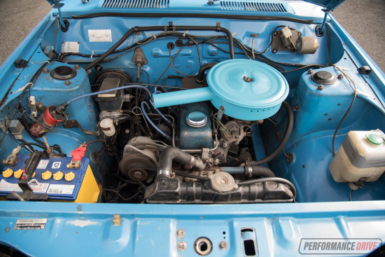 Video: 1978 Datsun 120Y 0-100km/h & engine sound ...