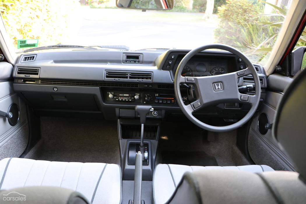 For Sale: Strangely appealing original 1982 Honda Accord | PerformanceDrive
