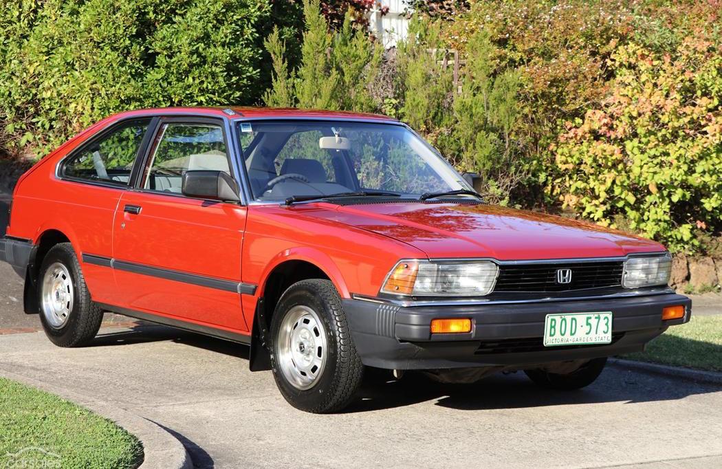 For Sale Strangely Appealing Original 1982 Honda Accord