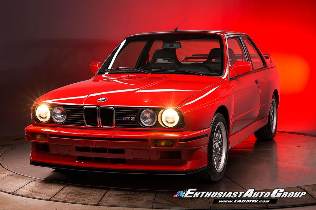 For Sale Original 1990 BMW E30 M3 Sport Evolution 1 of 600 built