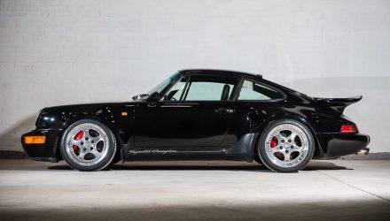For Sale: 1993 Porsche 911 Turbo S Leichtbau, 51 of 86 built
