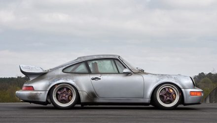For Sale: 964 Porsche 911 RSR with just 6 miles on the clock