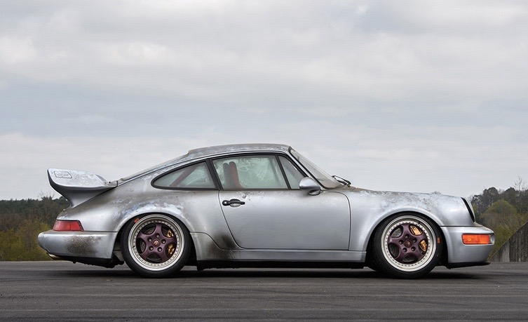 for sale 964 porsche 911 rsr with just 6 miles on the clock performancedrive. Black Bedroom Furniture Sets. Home Design Ideas