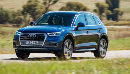 2017 Audi Q5 now on sale in Australia from $65,900