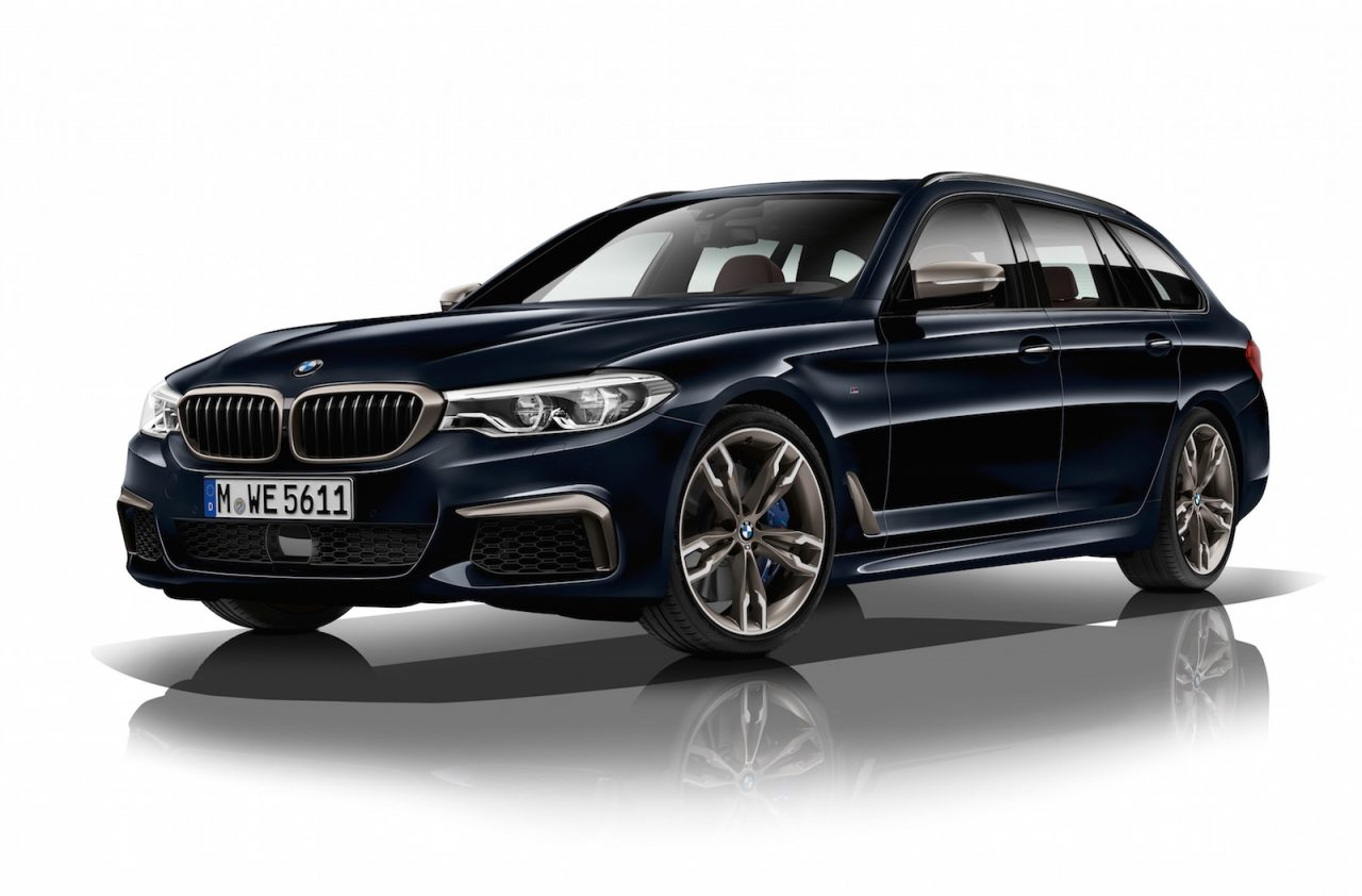 2017 bmw m550d revealed quad turbo most powerful 6cyl. Black Bedroom Furniture Sets. Home Design Ideas