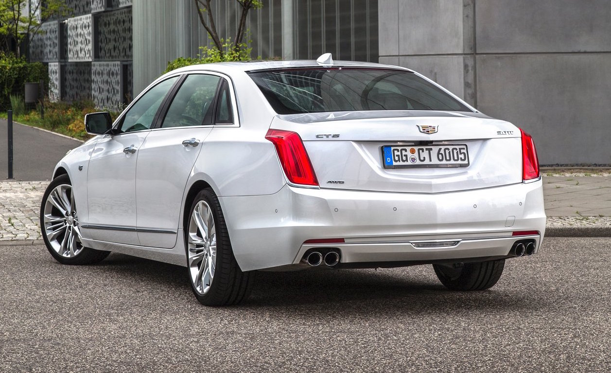 2017 cadillac ct6 spotted testing in australia performancedrive. Black Bedroom Furniture Sets. Home Design Ideas