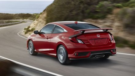 2018 Honda Civic Si announced, gets 150kW tune 1.5T