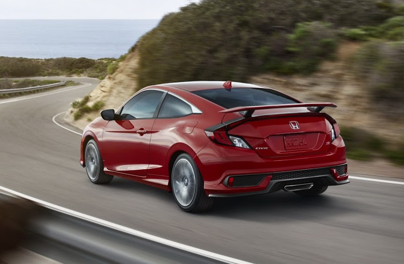 2018 honda civic si announced gets 150kw tune 1 5t for Honda civic si 2017 sedan