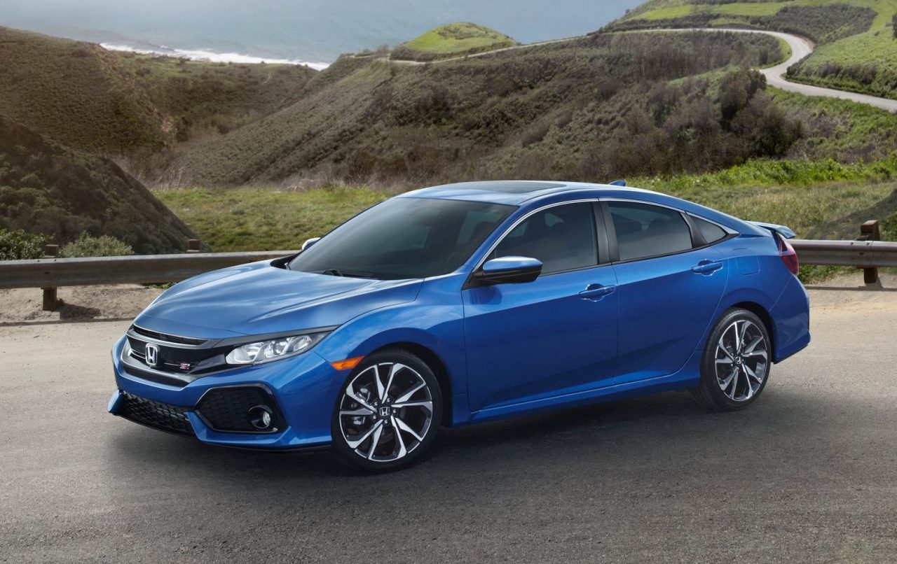 2018 honda civic si announced gets 150kw tune 1 5t performancedrive. Black Bedroom Furniture Sets. Home Design Ideas