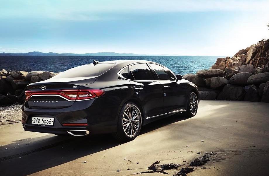2017 Grandeur Azera Most Instagram Worthy Hyundai Yet
