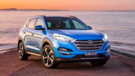 MY18 Hyundai Tucson gets new 2.0L, Apple CarPlay & Android Auto