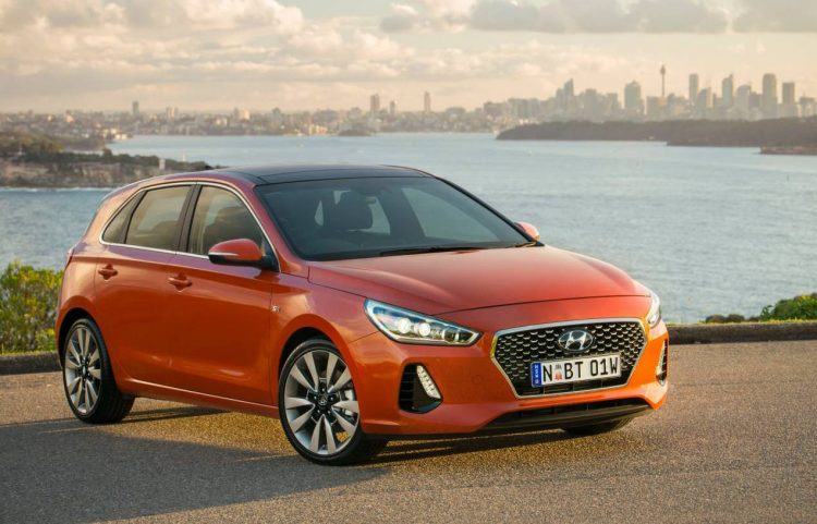 2017 hyundai i30 australian prices announced sporty sr turbo added performancedrive. Black Bedroom Furniture Sets. Home Design Ideas