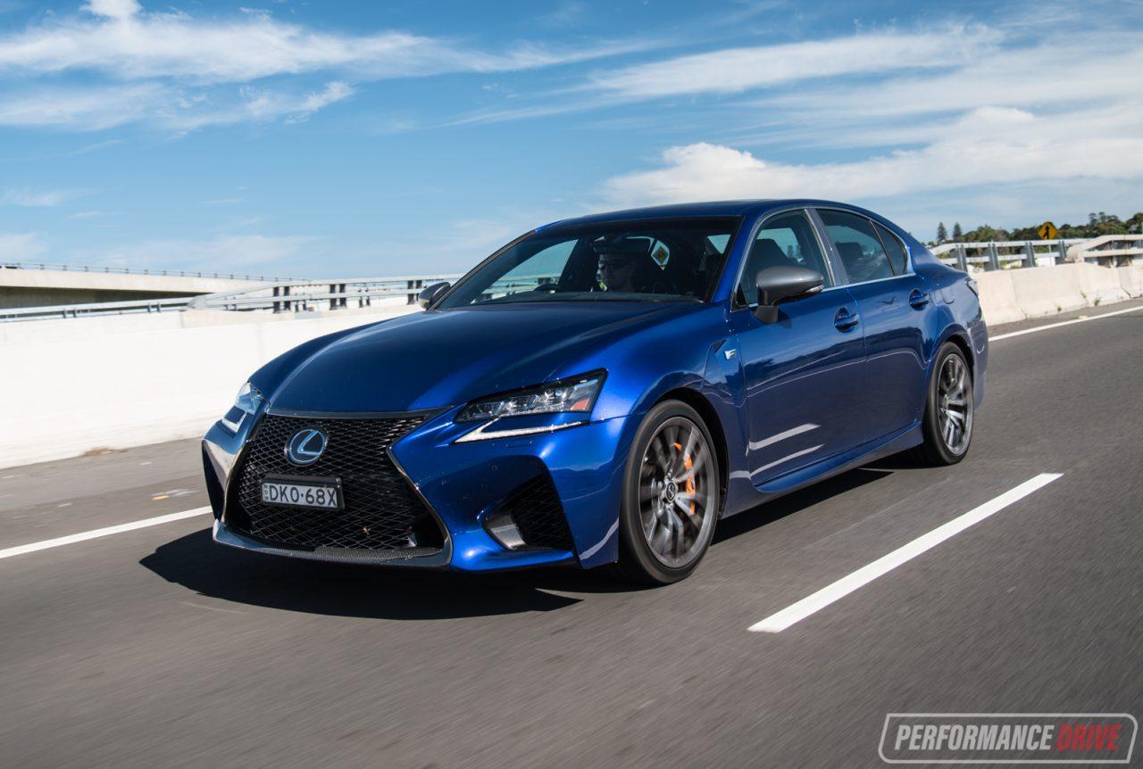 2017 hsv clubsport lsa vs lexus gs f v8 sedan comparison