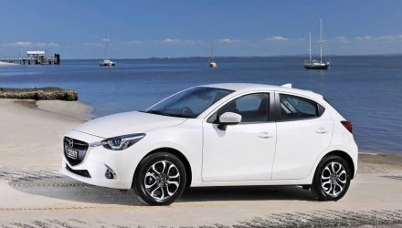 2017 Mazda2 update now on sale in Australia