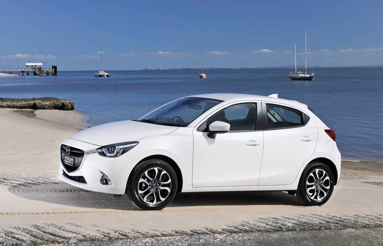 2017 mazda2 update now on sale in australia performancedrive. Black Bedroom Furniture Sets. Home Design Ideas