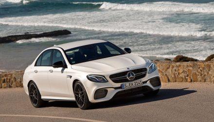 450kW 2017 Mercedes-AMG E 63 now on sale in Australia