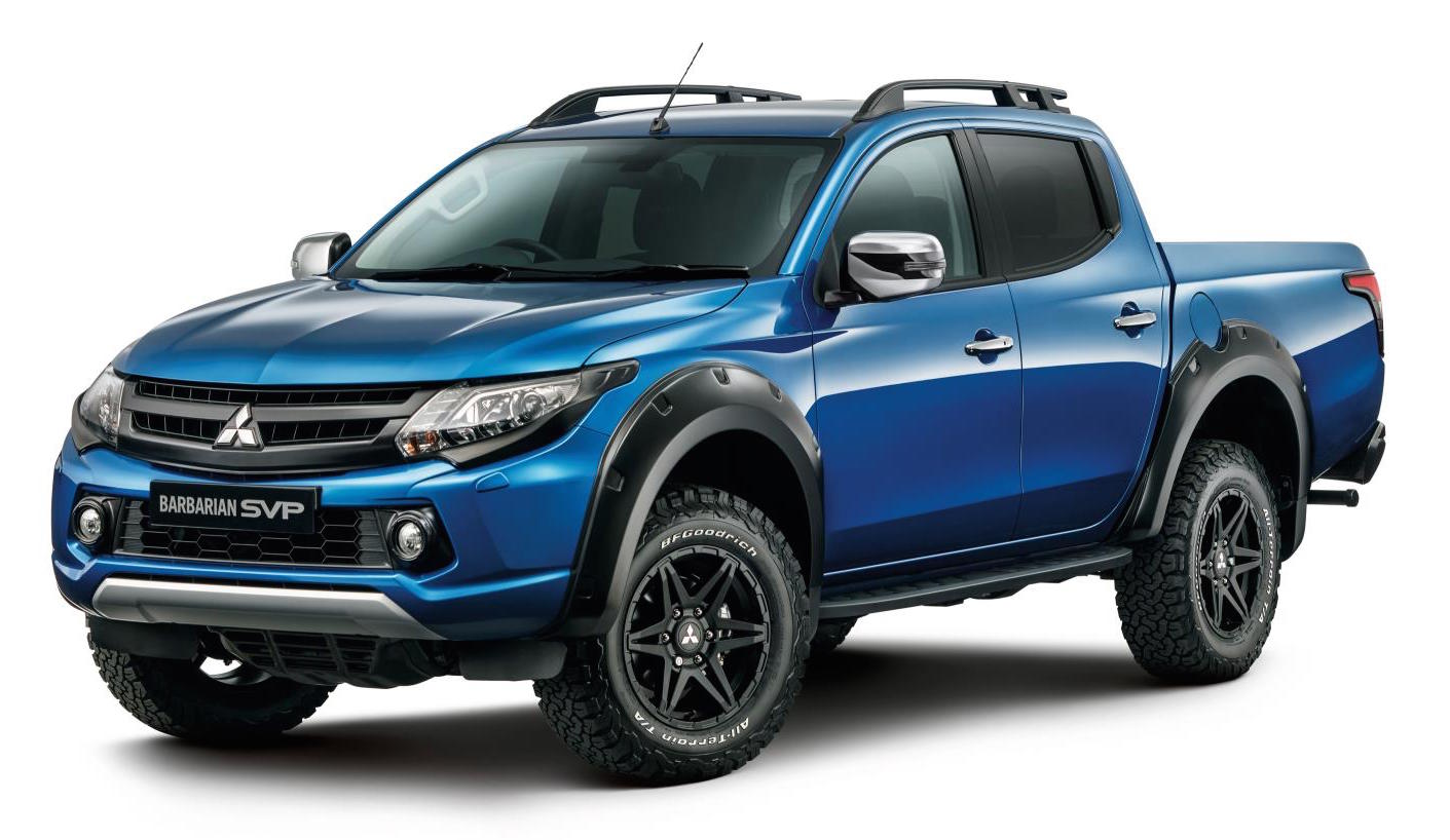 Mitsubishi launches SVP division with L200/Triton ...