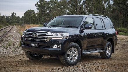 2017 Toyota LandCruiser Altitude special edition announced
