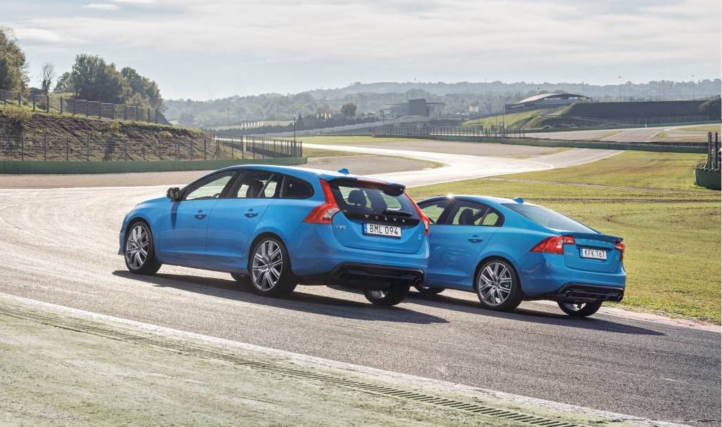 2017 volvo s60 v60 polestar announced for australia. Black Bedroom Furniture Sets. Home Design Ideas