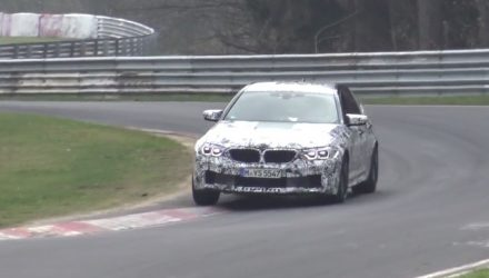 Details of 2018 BMW M5 revealed, 0-100km/h in 3.6 sec – report
